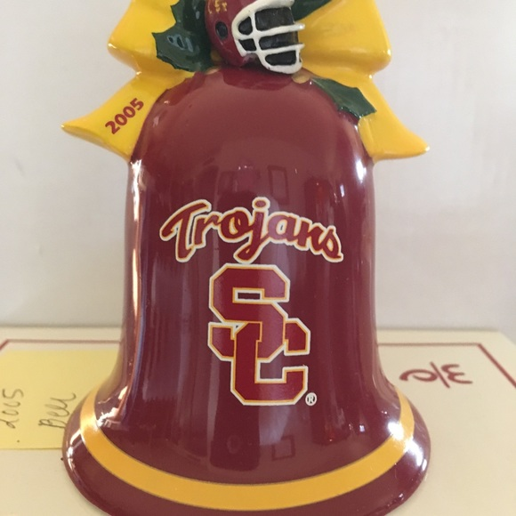 USC Christmas ornament